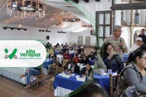 MESA DE COMPETITIVIDAD LOCAL | ALTA VERAPAZ