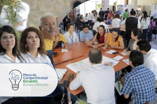 MESA DE COMPETITIVIDAD LOCAL | ESCUINTLA
