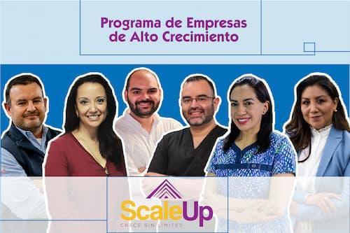 PROGRAMA DE EMPRESAS DE ALTO CRECIMIENTO | ScaleUp